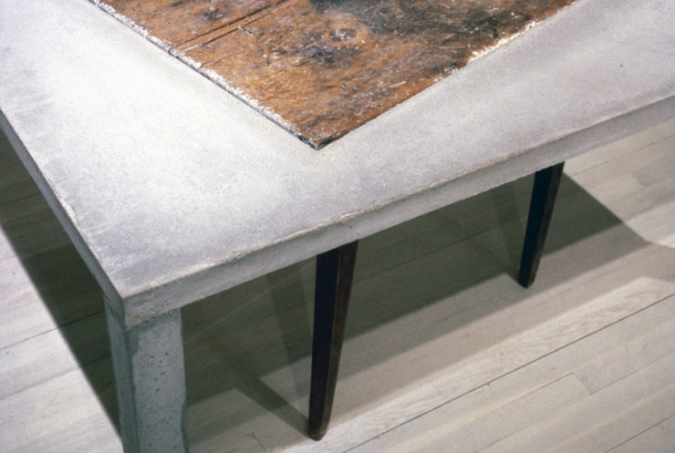 Re/past Table-detail